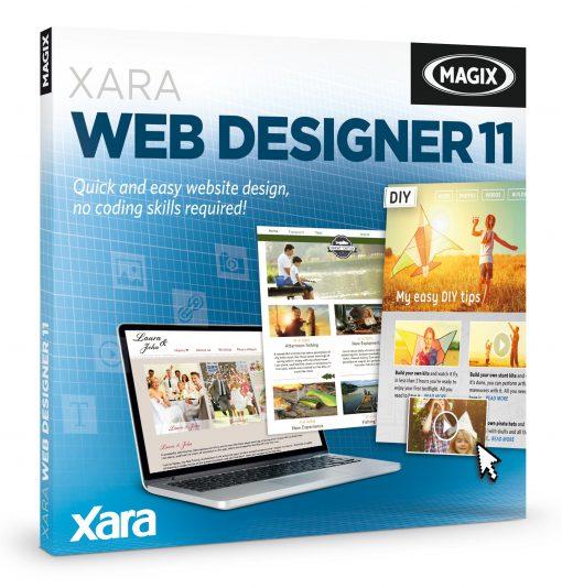 Web Designer 11 Box