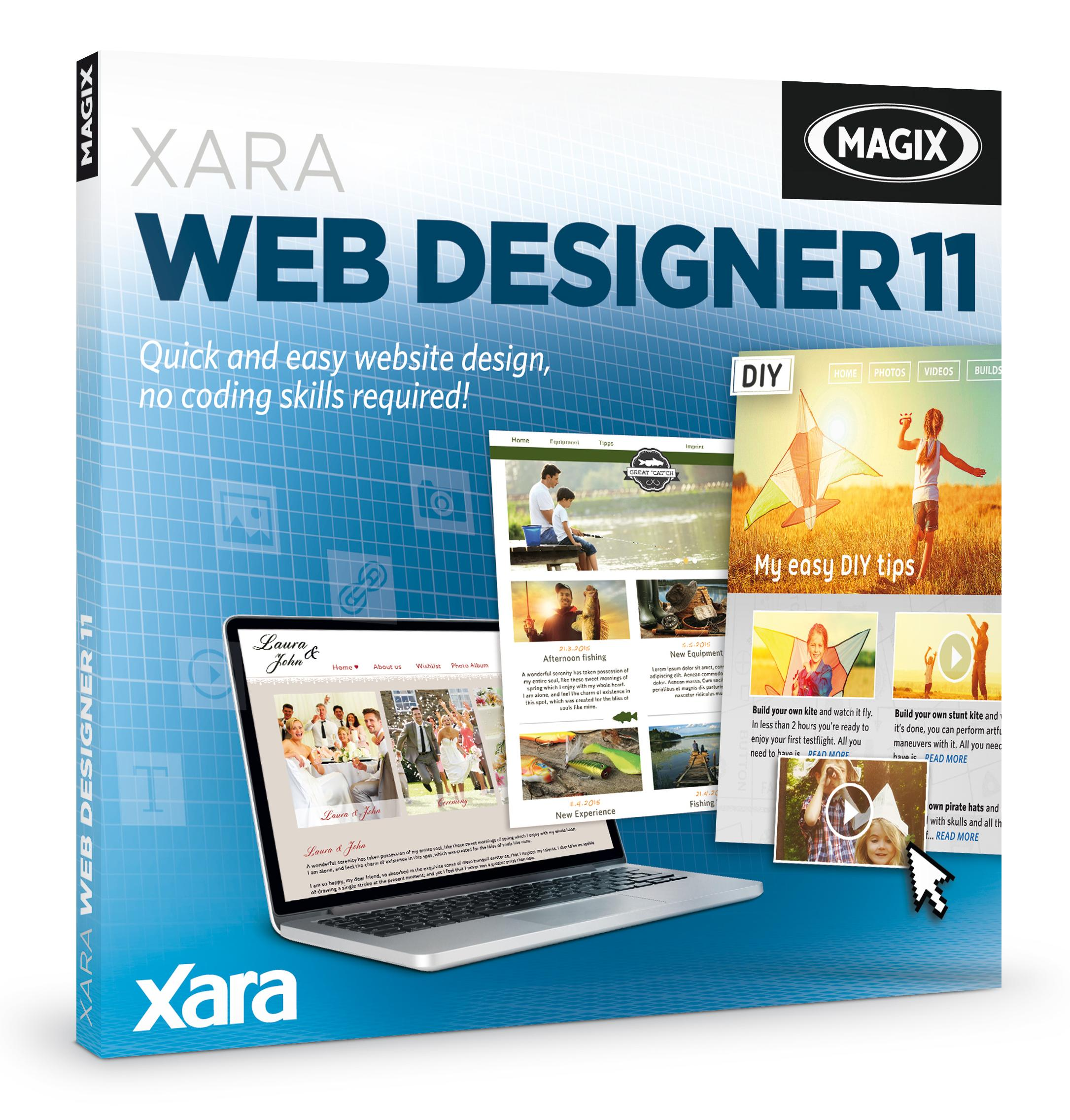 Web Designer 11 Box