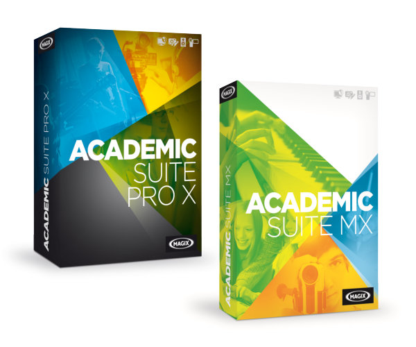 MAGIX Academic Suite MX