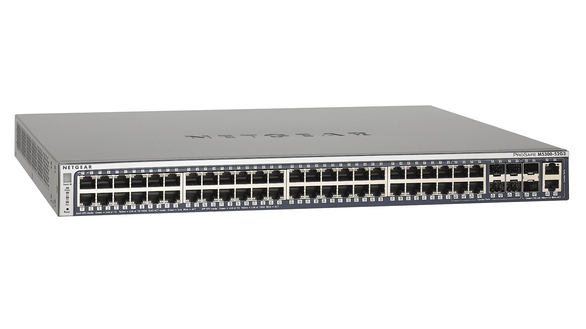 Netgear 5300 Series Switches